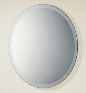 HiB Rondo Circular Mirror With Wide Bevelled Edge - 61504000